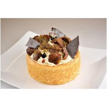 ソルシエ スイーツ デコ ケーキ 洋菓子 モンブランデコレーションケーキ5寸|73608|
