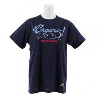アシックス(ASICS) レディース プリントシヨートスリーブトツプ XB6635.50A 半袖Tシャツ(Lady's)