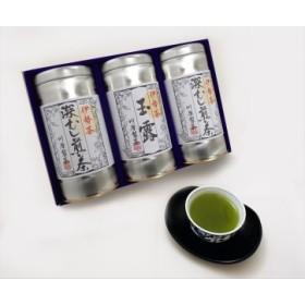 KH‐03 日本三大産地のひとつ「伊勢茶」詰め合わせA