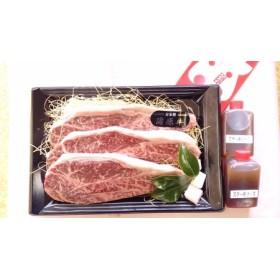 蒲原牛サーロインステーキセット