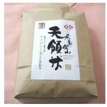 石見銀山天領米(氷感熟成エコロジー米こしひかり)(平成30年産) 5kg
