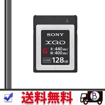 SONY QD-G128E J XQDメモリーカード 128GB ソニー QDG128E