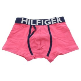 TOMMY HILFIGER トミー ヒルフィガー ボクサーパンツ メンズ 1U87903045 ピンク Lサイズ
