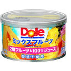 ドール ミックスフルーツ100%ジュース 227g 1個