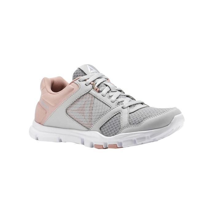 Sepatu Olahraga Wanita-Sepatu Lari Murah-Sepatu Senam-Sepatu Fitness-Reebok  Yourflex Trainette 10MT 5c09637308