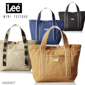 【送料無料】 Lee -リー- トートバッグ メンズ レディース キャンバス ミニトートバッグ 0425307