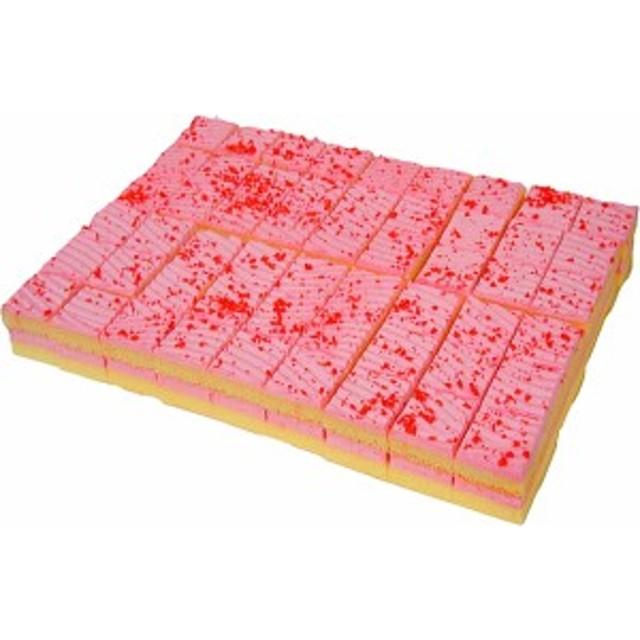 カットケーキ イチゴ 54カット入り 【デザート】