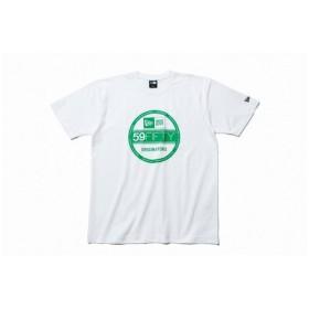 ニューエラ(NEW ERA) コットン Tシャツ ベーシック バイザーステッカー 11556798 (Men's)