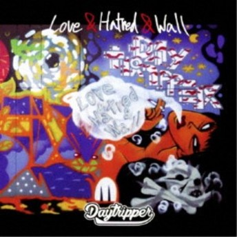 Day tripper/Love & Hatred & Wall 【CD】
