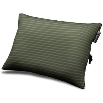 NEMO ニーモ・イクイップメント フィッロ スターカーストライプ NM-FLO-ST グレー 首枕 ネックピロー 家具 インテリア 布団 寝具 アウトドアギア