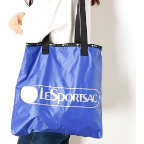 レスポートサック(LeSportsac)/【WEB限定】LOGO TOTE/ハイパーブルーC