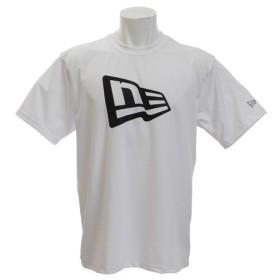 ニューエラ(NEW ERA) テックTシャツ FLAG WTBK 11599237 (Men's)