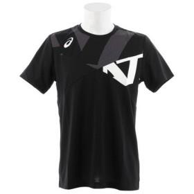 アシックス(ASICS) A77ショートスリーブトップ Tシャツ XA6226.9001 (Men's)