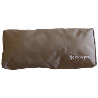 snow peak スノーピーク ローチェアクッション プラス UG-410 首枕 ネックピロー 家具 インテリア 布団 寝具 アウトドアギア