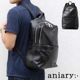 アニアリ aniary AL バックパック リュックサック アニアリー アンティークレザー 01-05000 A4対応  レディース メンズ バッグ レザー 本革 正規品