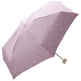 w.p.c 折りたたみ傘 ヴィンテージフラワー mini 手開き ピンク 50cm 701-188 ( 1本入 )/ w.p.c