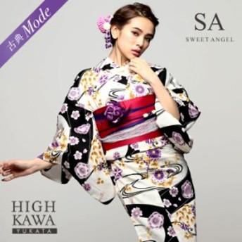 SWEET ANGEL 浴衣8点セット 小菊 YS361
