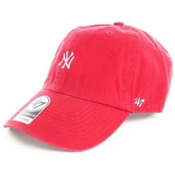 フォーティーセブン ブランド(47 Brand) Yankees Base Runner CL キャップ B-BSRNR17GWS-RD (Men's)