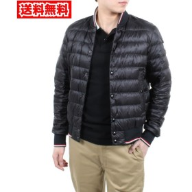 【送料無料!】モンクレール AUBRY 999 ブラック サイズ 1 メンズ ダウンジャケット 【MONCLER BK】