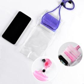 ビーチグッズ - HOYUKI スマホ防水ケース、スマホ防水カバー、スマートフォン iPhone、防水ポーチ、iPhone6 PlusiPhone5iPhone5S 5.5インチ 防水バッグ、海外旅行、ビーチ 新作