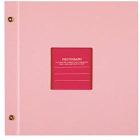 ハーパーハウス ましかくアルバム〈フレーム〉(ピンク)XP-8910