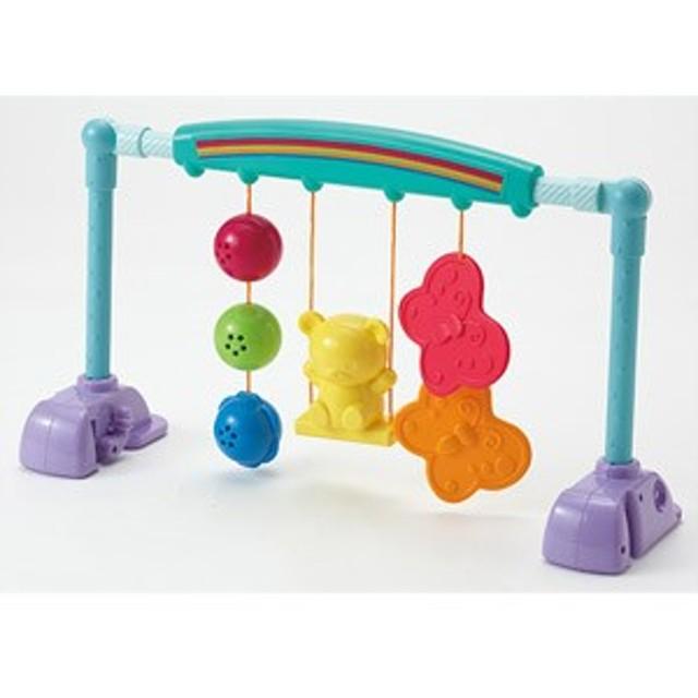 ピープル うちの赤ちゃん世界一 新生児から遊べるベビージム 【返品種別B】