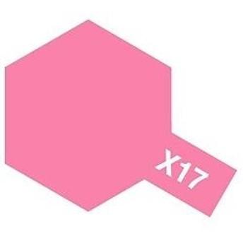 タミヤカラー エナメル X-17 ピンク (光沢)