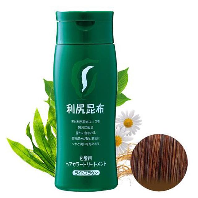 【首購優惠】Sastty 利尻昆布染髮劑-褐色 日本第一台灣代理