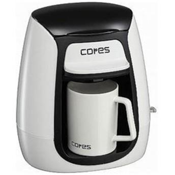 コーヒーメーカー 「1カップコーヒーメーカー」(150ml) C311-WH ホワイト