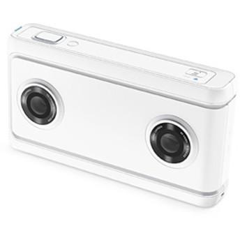 Lenovo Mirage Camera with Daydream VR180対応4Kカメラ [16GB/microSD対応] ムーンライトホワイト ZA3A0011JP