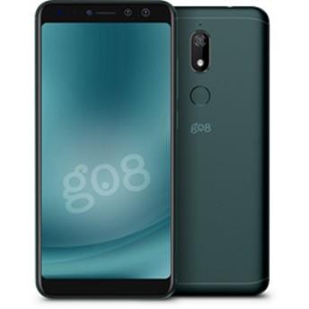gooのスマホ 「g08」 ディープ・ブリーン 「VIEWPRIME-DEEPBLEEN」 Android 7.1・5.7型 nanoSIMx2 SIMフリースマートフォン