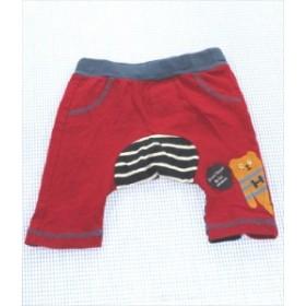 ハッシュアッシュ HusHusH レギンス パンツ 80cm 赤系 ボトムス 男の子 キッズ ベビー服 子供服 通販 買い取り