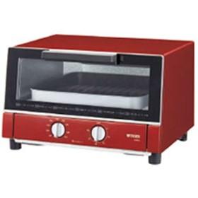 オーブントースター やきたて(1300W) KAM-G130-R レッド