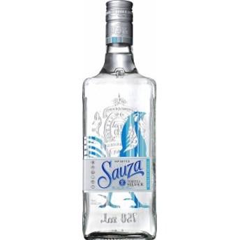 1ケース単位12本入(北海道,沖縄と周辺離島除く。ヤマト運輸)(サウザ シルバー)[スピリッツ(テキーラ)]750ml瓶 アルコール40%メキシコ