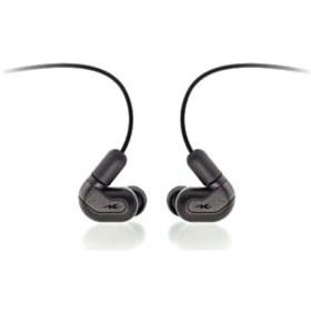 カナル型イヤホン(ブラック)HP-DHR01R[リケーブル対応]【ハイレゾ音源対応】【ビックカメラグループオリジナル】