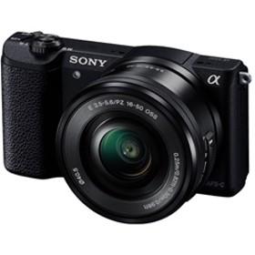 α5100 パワーズームレンズキット ILCE-5100L B ブラック [ソニーEマウント(APS-C)] ミラーレス一眼カメラ