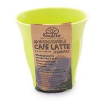 EcoSouLife Cafe latte Standard Lime キャンプ用品 カップ(Men's、Lady's)