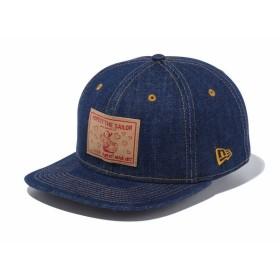 ニューエラ NEW ERA 9FIFTY オリジナル フィット ポパイ レザーパッチ 950 Original Fit POPEYE カジュアル 帽子