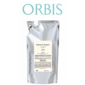 ダメージ ヘア オルビス ナチュラルリペア シャンプー つめかえ用 420ml ORBIS ヘアケア ダメージケア レフィル 詰替え 濃密泡 弱酸性 無