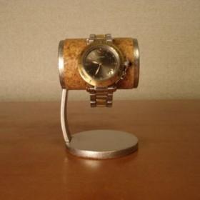 父の日に! ちび腕時計デスクスタンド ak-design 受注製作 No.110714