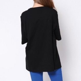 Tシャツ - GUESS【WOMEN】 [GUESS] DOWNTOWN LACE-UP TEE