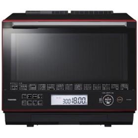 過熱水蒸気オーブンレンジ「石窯ドーム」(30L) ER-SD3000-Rグランレッド ER-SD3000(R)