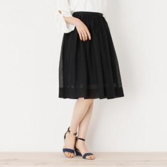 grove ボイルギャザースカート