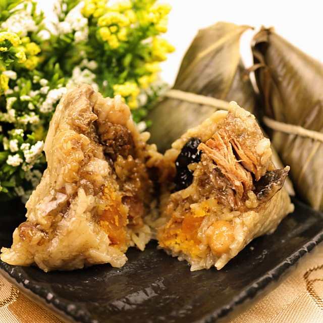 【陳媽媽】台南傳統鮮肉粽(20顆)