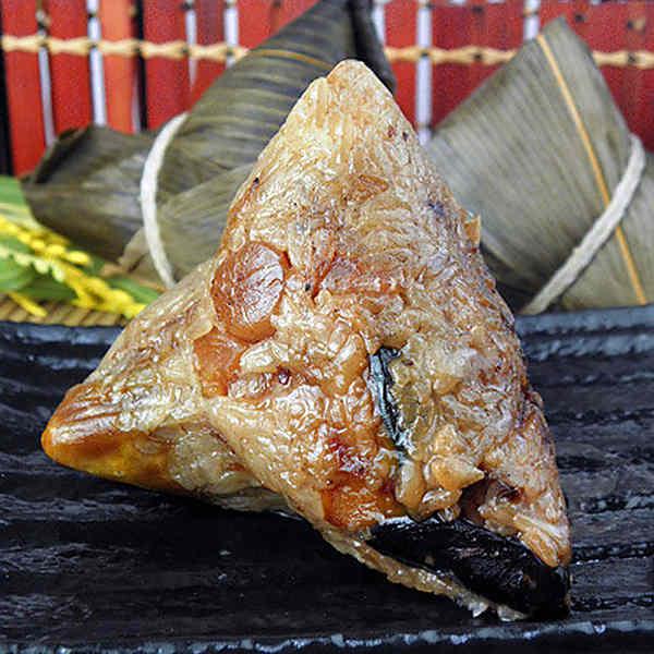 【陳媽媽】獨家巴掌南瓜干貝肉粽(30顆)