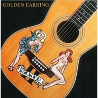 Golden Earring/Naked 2 (Coloured Vinyl)(180g)(Ltd)