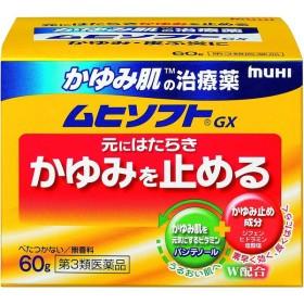 (第3類医薬品)池田模範堂 ムヒソフトGX 60g