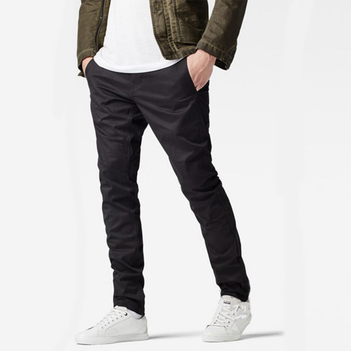 Celana Chino Pria - Celana Panjang Pria - Celana BEST SELLER - Abu-abu Muda, XL c
