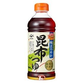 昆布つゆ ヤマサ醤油 500ml