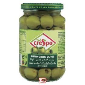 クレスポ グリーンオリーブ 種抜き ウイングコーポレーション 333g